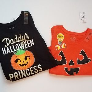 Children's Place Halloween Shirts